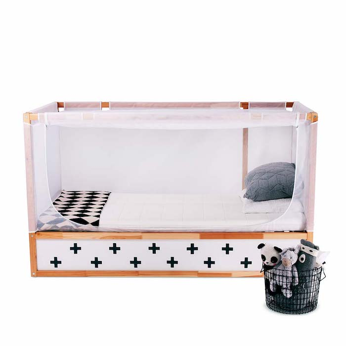 Transform your IKEA Kura with the Safe Night Net