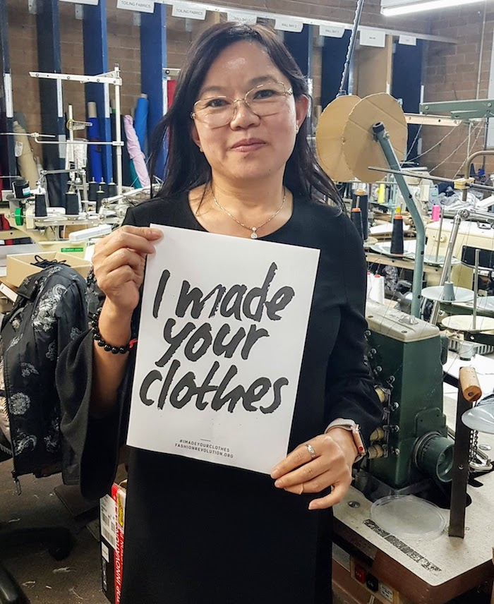Sample Room + Fashion Revolution: Introducing Mai