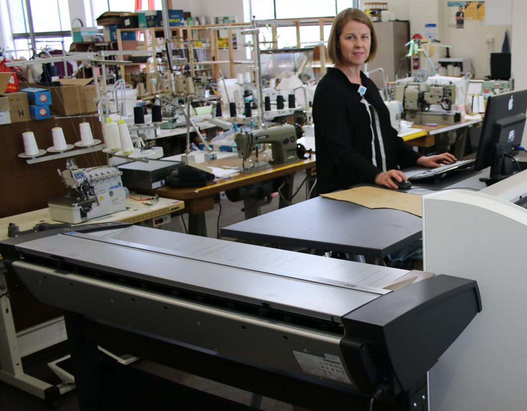 New tech gives Sample Room the edge in Digitising & Grading